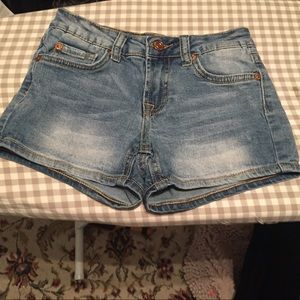 7 for all mankind kid shorts